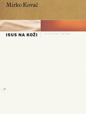 cover image of Isus na koži